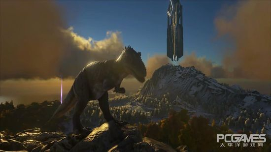 巨兽龙(Giganotosaurus)虽然行动较为迟缓,但体型巨大有了天然的优势,因此被它盯上的话还是十分危险的。想要驯养巨兽龙的话也要十分小心,当它生气的时候,它有可能还会攻击自己人或甩下背上的主人。   但由于巨兽龙的体型优势,很多玩家还是会希望驯养它以帮助自己的战斗。但要记得,与巨兽龙刚正面可是十分危险的事情的。    关于《方舟:生存进化》   《方舟:生存进化》(暂译,原名ARK: Survival Evolved)是一款以恐龙为题材的全新开放世界多人生存游戏。故事背景设定在一群男女自岸边醒
